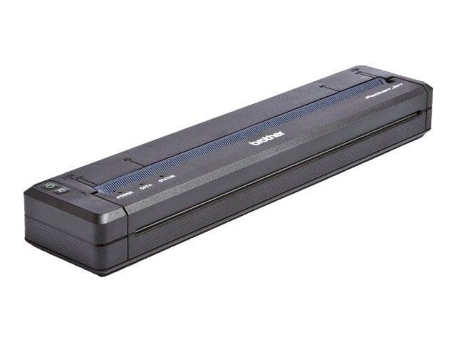Brother PocketJet PJ-722 / Printer / monochrome / thermal paper / A4/Legal  / 203 x 200 dpi / up to 8 ppm / USB 2 0 | PJ722Z1