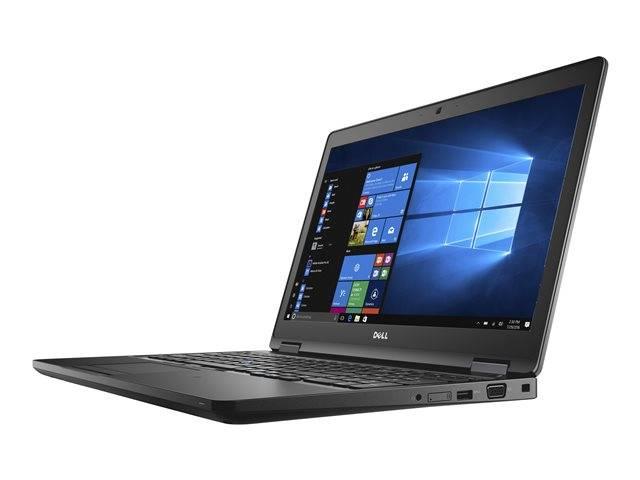 Dell Precision Mobile Workstation 3520 / Core i7 7820HQ / 2 9 GHz / Win 10  Pro 64-bit / 8 GB RAM / 256 GB SSD / 15 6