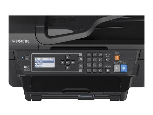 Epson L655 / Multifunction printer / colour / ink-jet / 216 x 297 mm  (original) / A4/Legal (media) / up to 11 ppm (copying) / up to 33 ppm  (printing)
