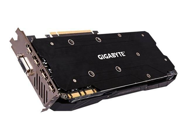 Gigabyte GeForce GTX 1080 G1 Gaming / OC Edition / graphics card / GF GTX  1080 / 8 GB GDDR5X / PCIe 3 0 x16 / DVI, HDMI, 3 x DisplayPort   GV-N1080G1