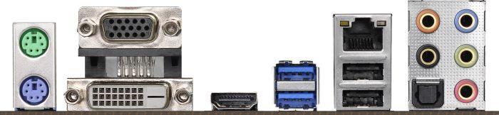 ASRock J4105-ITX / Motherboard / mini ITX / Intel Celeron J4105 / USB 3 1  Gen 1 / Gigabit LAN / onboard graphics / HD Audio (8-channel)  
