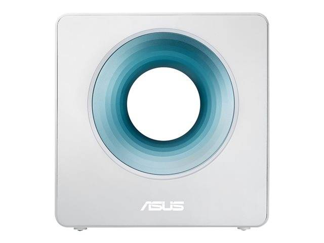 ASUS Blue Cave / Wireless router / 4-port switch / GigE / 802 11a/b/g/n/ac  / Dual Band | 90IG03W1-BM3010