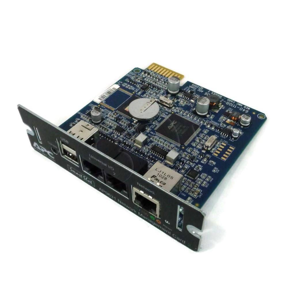 d1d73b200ca APC Network Management Card 2 with Environmental | AP9631