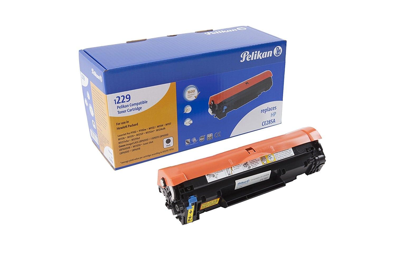 Pelikan Black Toner Canon Crg 725 Ce285a 4283870 Hp Laserjet P1102 M1132 Compatible