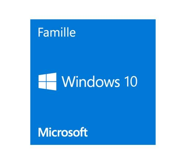 Windows 10 Home Licence 1 licence OEM DVD KW9-00145 586137710a1