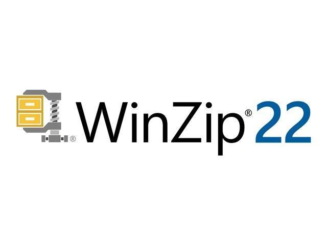 WinZip Standard / (v  22) / box pack / 1 user / DVD / Win / Multi-Lingual |  WZ22STDMLDVDEU