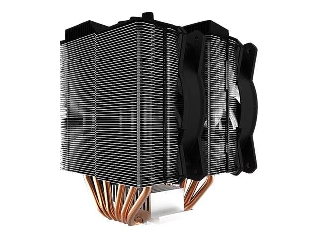 Cooler Master MasterAir MA620P / Processor cooler / (for: LGA775, LGA1156,  AM2, AM2+, LGA1366, AM3, LGA1155, AM3+, LGA2011, FM1, FM2, LGA1150, FM2+,
