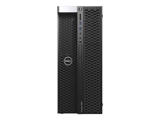Dell Precision 5820 Tower / MDT / Xeon W-2123 / 3 6 GHz / RAM 16 GB / SSD  512 GB / DVD-Writer / Quadro P2000 / GigE / Win10Pro 64-bit / vPro | 7KV99