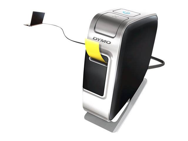 DYMO LabelMANAGER PnP / Labelmaker / monochrome / thermal transfer / Roll  (1 2 cm) / up to 12 mm/sec / USB | S0915350